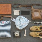 ベルギー旅行で持っていく荷物|持ち物一覧