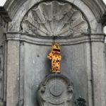 【ベルギー旅行記】ワッフル食べてグランプラス見て小便小僧にがっかり…