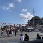 イスタンブール〜パリ一人旅 – 東京〜仁川〜イスタンブール18時間の大移動(1日目)