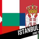 トルコ・ブルガリア・セルビア・ハンガリー滞在を振り返る【イスタンブール〜パリ一人旅】